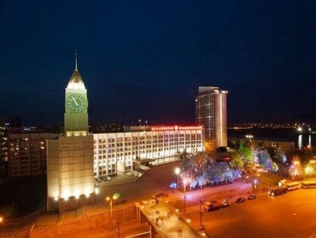 Китайская компания разработала проект подсветки для Красноярска