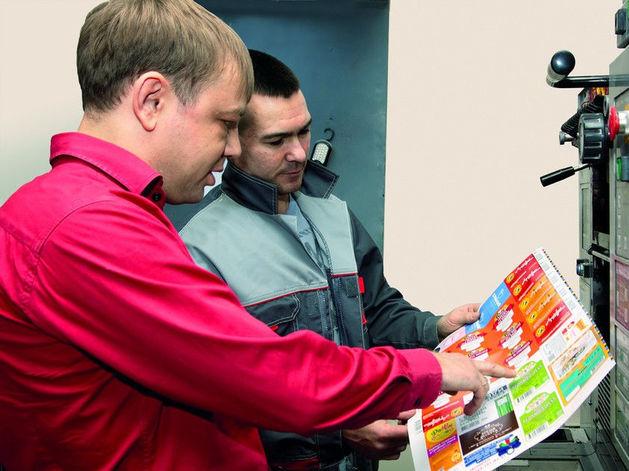 Первая в Красноярске веб-типография открыла представительства в двух городах России