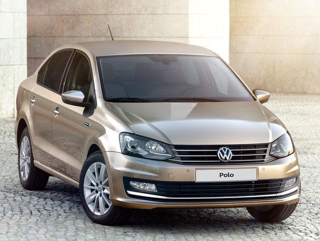 «Балтийский лизинг» предлагает клиентам Volkswagen Polo, признанный лучшим городским авто