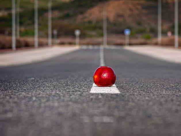Красноярские дороги попали в «красную зону» в рейтинге безопасности