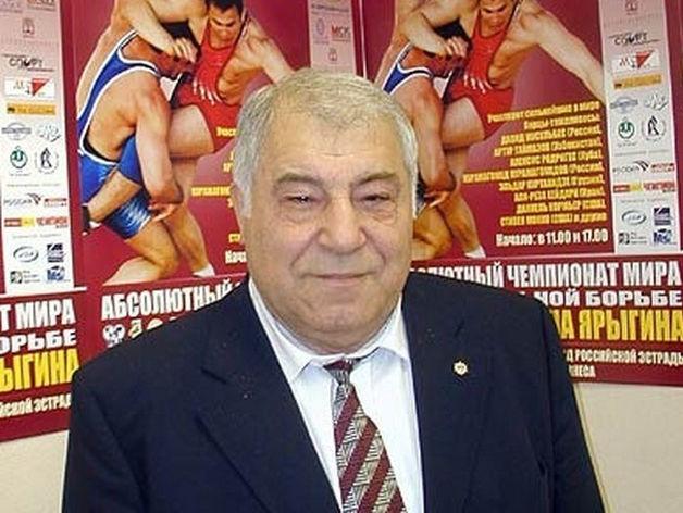 Дмитрий Миндиашвили покинул пост президента красноярской Академии борьбы