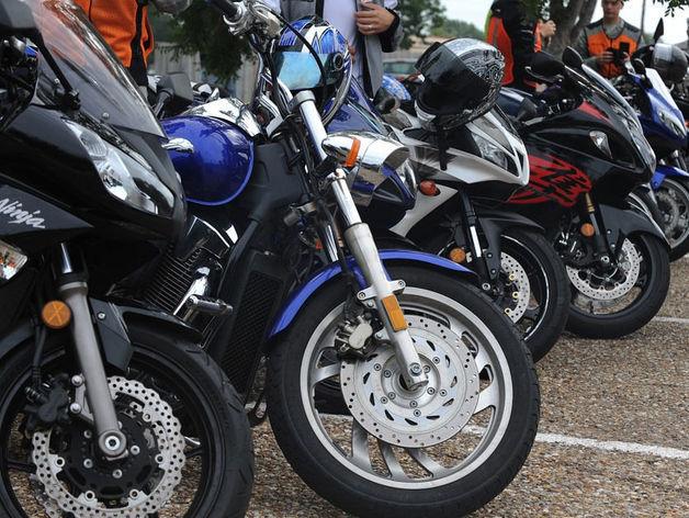 В Красноярске растет спрос на мотоциклы и падает цена на них