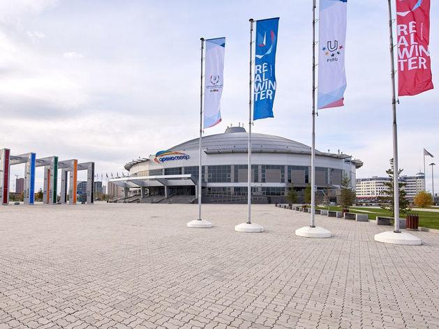 «Арена. Север» в Красноярске закрывается для посещения: начинается капитальный ремонт