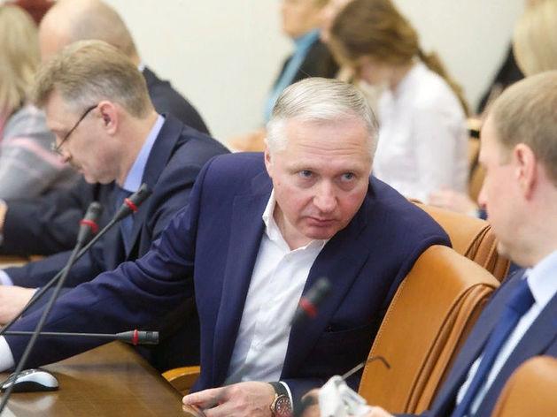 Александр Усс назначил первого зама председателя правительства Красноярского края