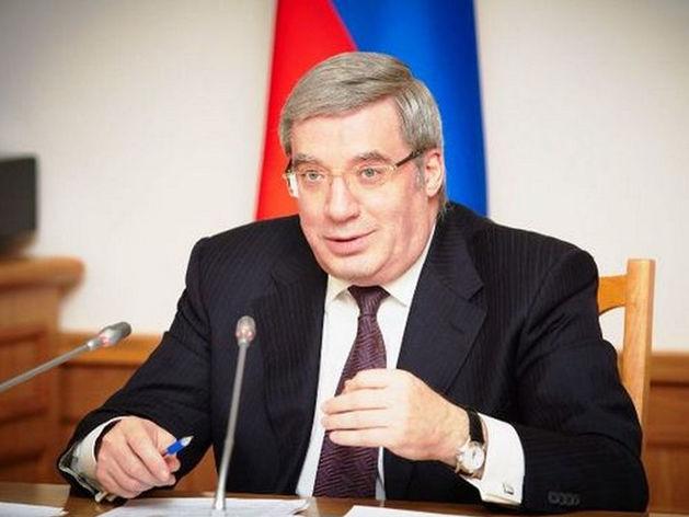 Стало известно, чем займется на новой должности экс-губернатор Красноярского края