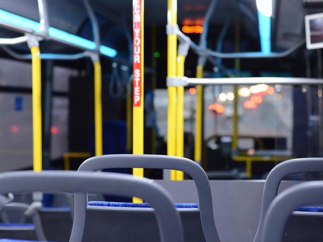В Красноярске в массовом ДТП с автобусом погиб водитель, пострадали пассажиры