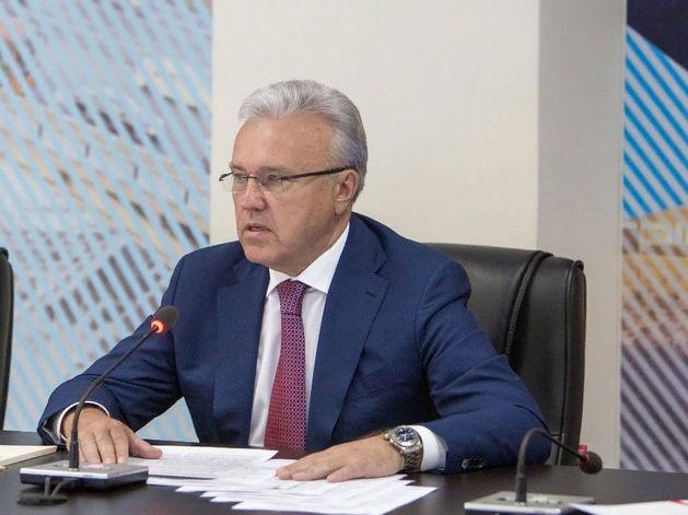 «Единая Россия» выбрала кандидатов на пост губернатора Красноярского края