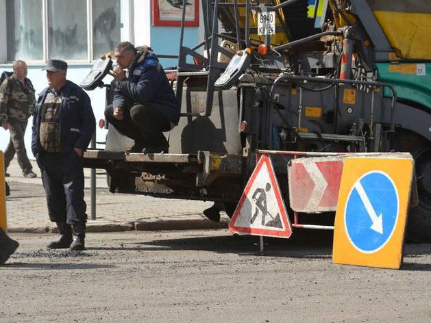 Треть дорог Красноярского края требуют срочного ремонта