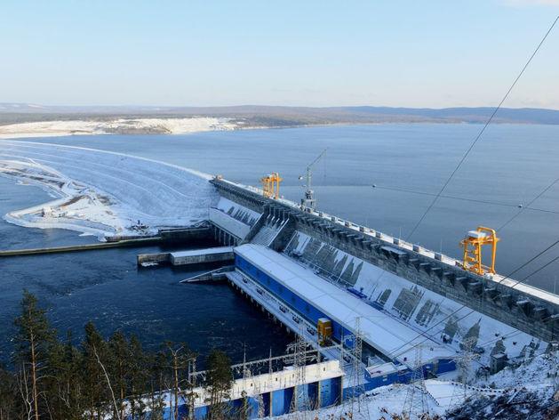 Богучанская ГЭС произвела 60-миллиардный киловатт-час электроэнергии