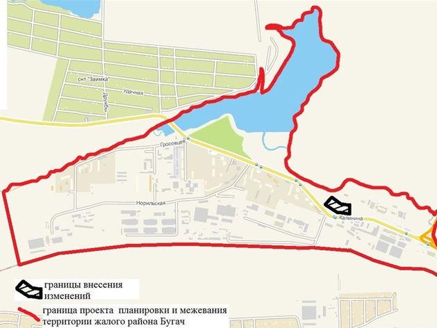 В микрорайон Бугач в Красноярске разместят новую электроподстанцию