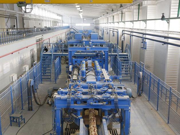 В конце года в Красноярском крае планируют запустить пеллетный завод
