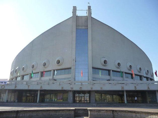 «Монолитхолдинг» получил компенсацию за ущерб от пожара во Дворце спорта в Красноярске