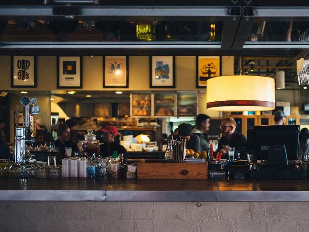 В Красноярске выставлен на продажу бар-ресторан с десятилетней историей