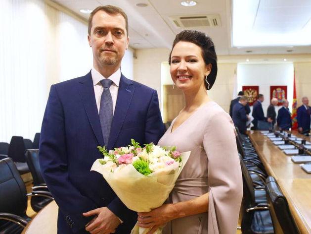 Елена Мироненко представила нового министра культуры Красноярского края