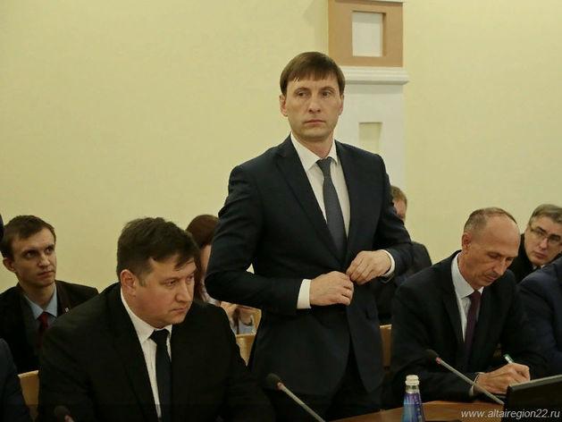 Виктор Томенко забрал нескольких красноярских чиновников в правительство Алтайского края