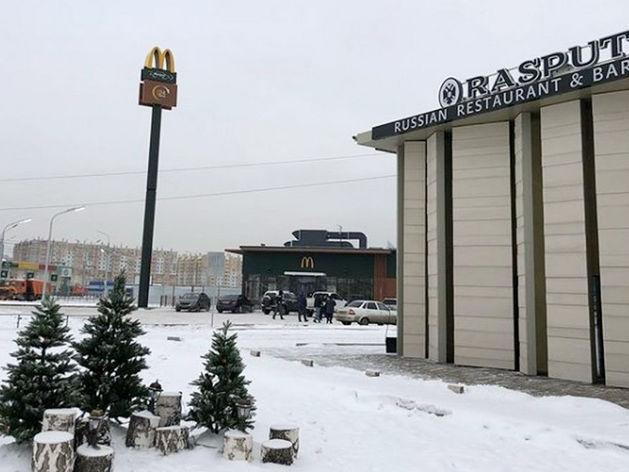 Первый Макдональдс в Красноярске откроется уже на этой неделе