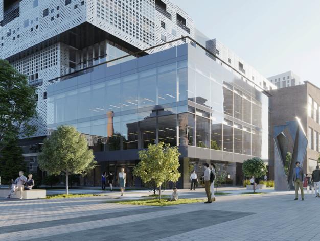 Представлен проект красноярского технопарка «Разумный город»