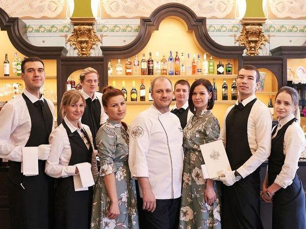 В Красноярске открывается рестафе «Карета»