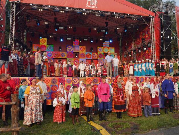«МИР Сибири»: итоги фестиваля в цифрах