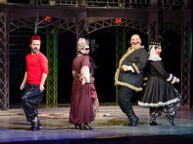 В Красноярском музыкальном театре стартовал 61 сезон: что ждёт зрителей?