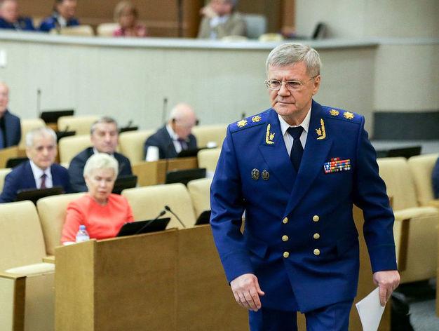 Генеральный прокурор РФ проводит в Красноярске совещание по вопросам лесопользования