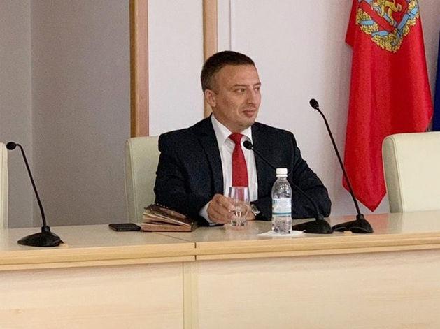 Сергей Волков передает свою компанию «Сибирина» в управление