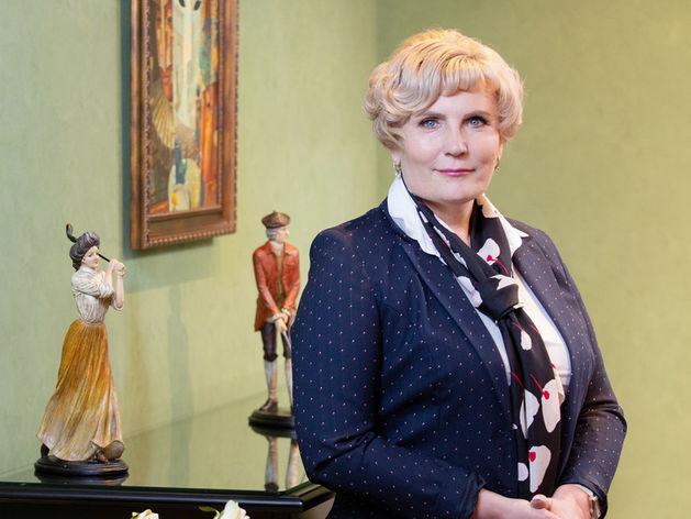 Наталья Потапова: «Банк «Открытие» в Красноярске опережает рынок по всем показателям»