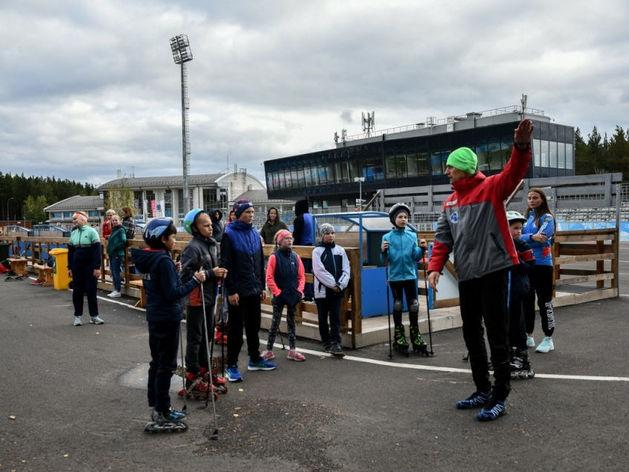 В российском биатлоне станет ещё больше представителей из Красноярска
