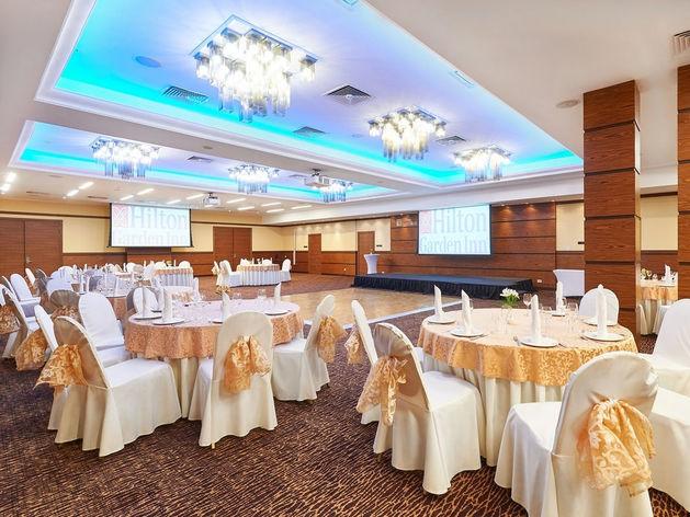 Отель Hilton Garden Inn Krasnoyarsk готовится получить категорию «4 звезды»