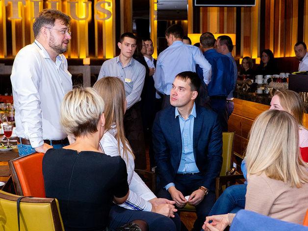 Вышли в офлайн: в Красноярске открылся клуб IT-директоров