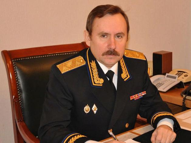 Бывший глава УФСБ по Красноярскому краю возглавил ФСИН
