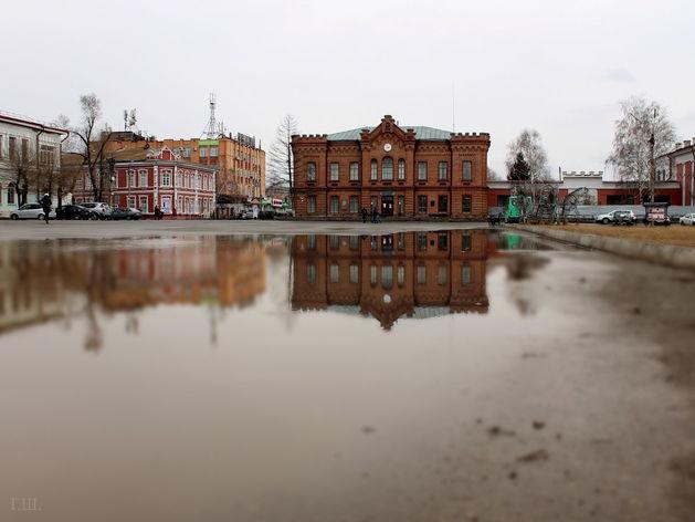 В Минусинске введен режим ЧС: жилые дома топит грунтовыми водами