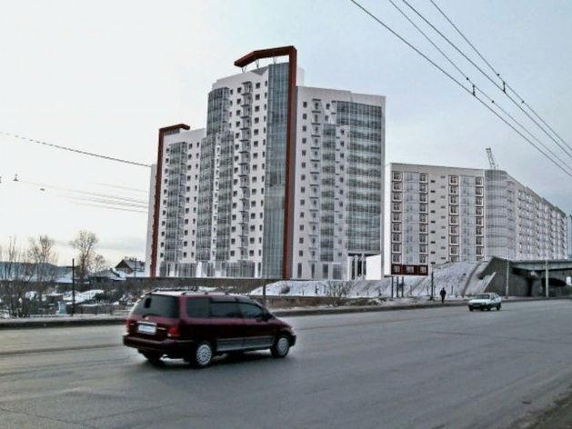 Так должен был выглядеть дом на ул. Копылова