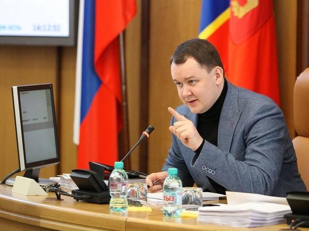 Суд отклонил рассмотрение апелляции экс-депутата Волкова
