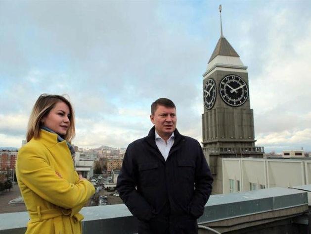 На крышу мэрии Красноярска начнут пускать туристов
