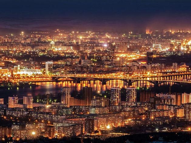Туристический портал «ТурСтат» включил Красноярск в рейтинг самых красивых городов России