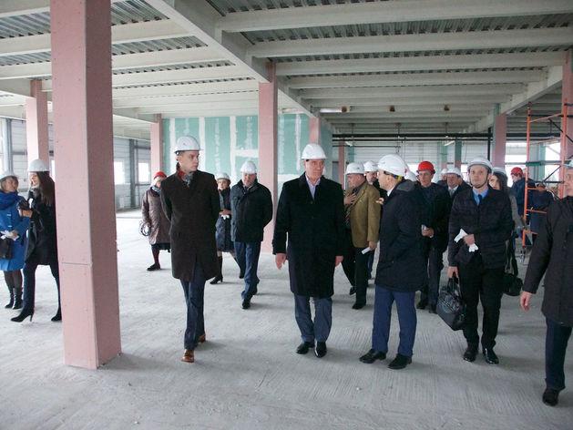 В промпарк Железногорска зашли пять резидентов. На очереди проект Greenfield