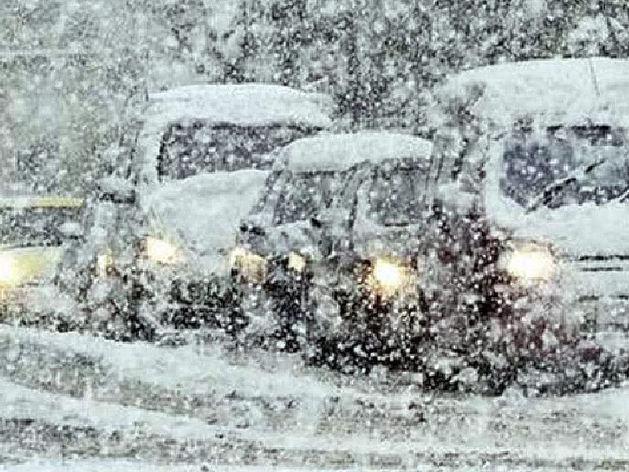 Красноярский край ожидает штормового ветра со снегопадами
