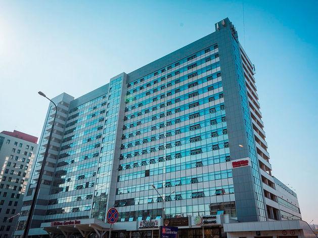 Отель Hilton Garden Inn Krasnoyarsk снова получил «четыре звезды»