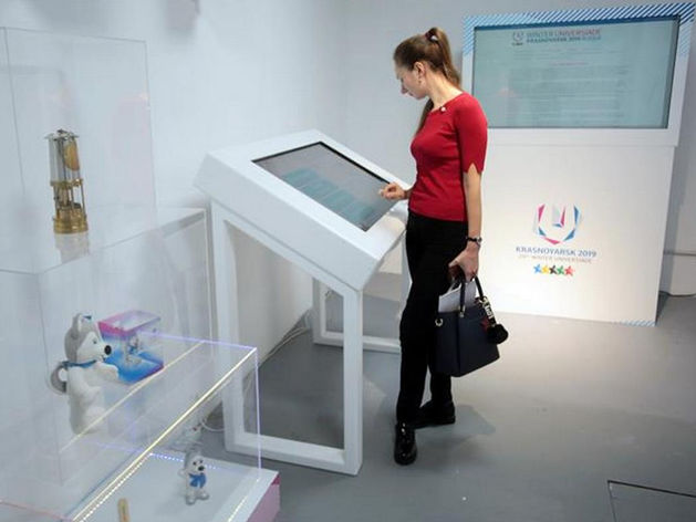 Наследие Игр: в Красноярске открылся музей Универсиады