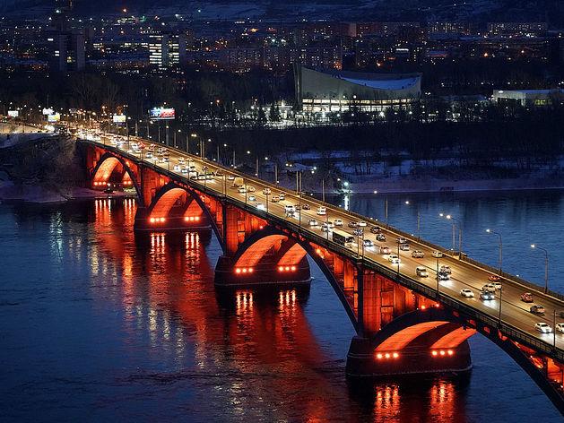 Красноярск вошёл в топ-5 лучших городов по качеству городской среды