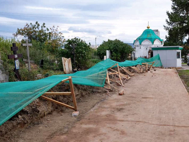 Администрация Красноярска при сносе Троицкого забора знала о его культурном статусе