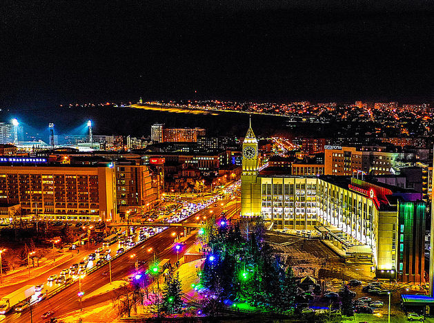 Городские сервисы на улицах города: чего не хватает жителям Красноярска?