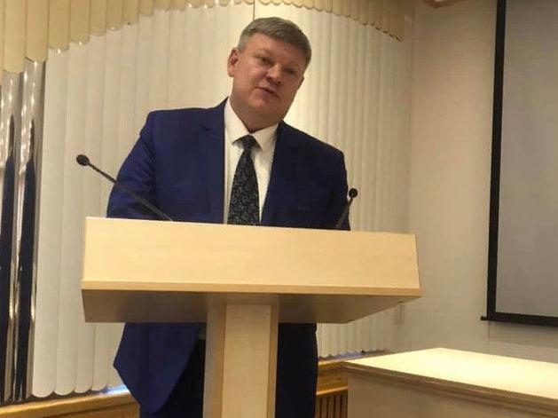 Геннадий Торгунаков избран новым заместителем председателя Общественной палаты Красноярска