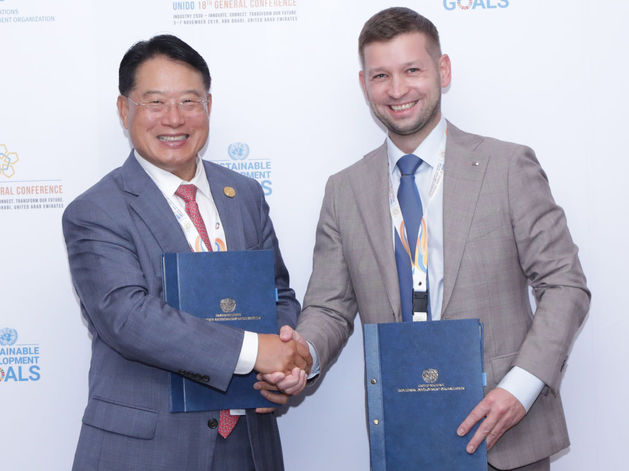 «Норникель» и ООН договорились о совместном развитии безопасных экологических технологий
