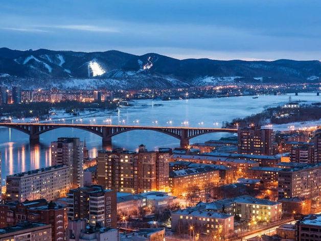 В Красноярске планируют пересмотреть границы районов: появится восьмой