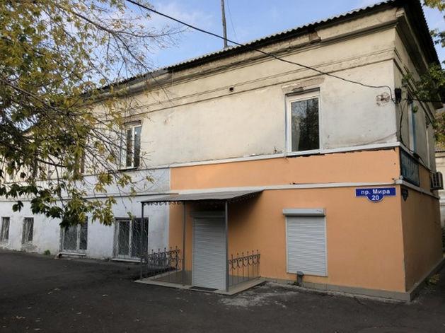 В центре Красноярска снесут здание туберкулезного диспансера
