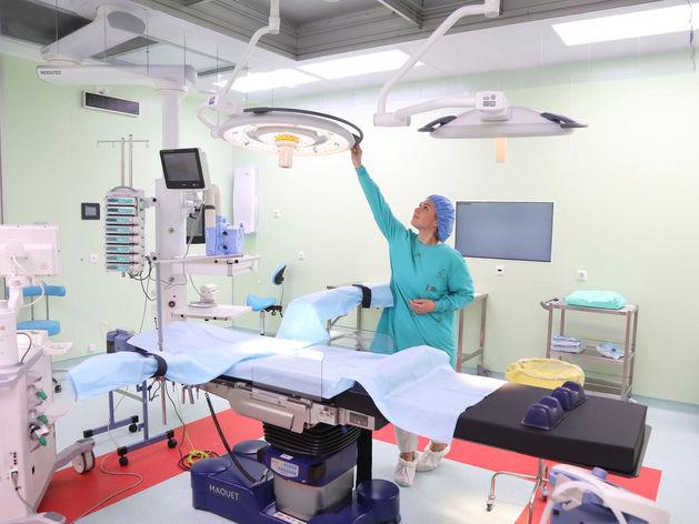 В Красноярске открылся новый корпус краевой больницы