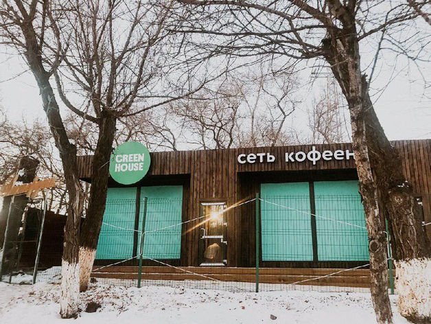 Сеть кофеен Green House открывает три заведения в Красноярске и одно в Абакане