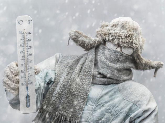 Красноярск ожидает резкое похолодание через три дня